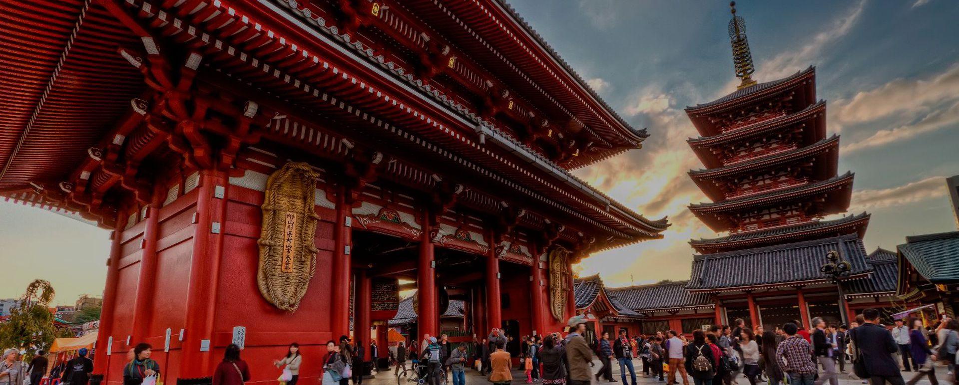 Ваш частный гид в Японии